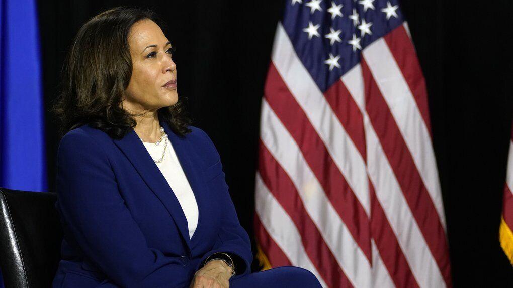 Камала Гарріс стала першою афроамериканкою на посту віцепрезидента США