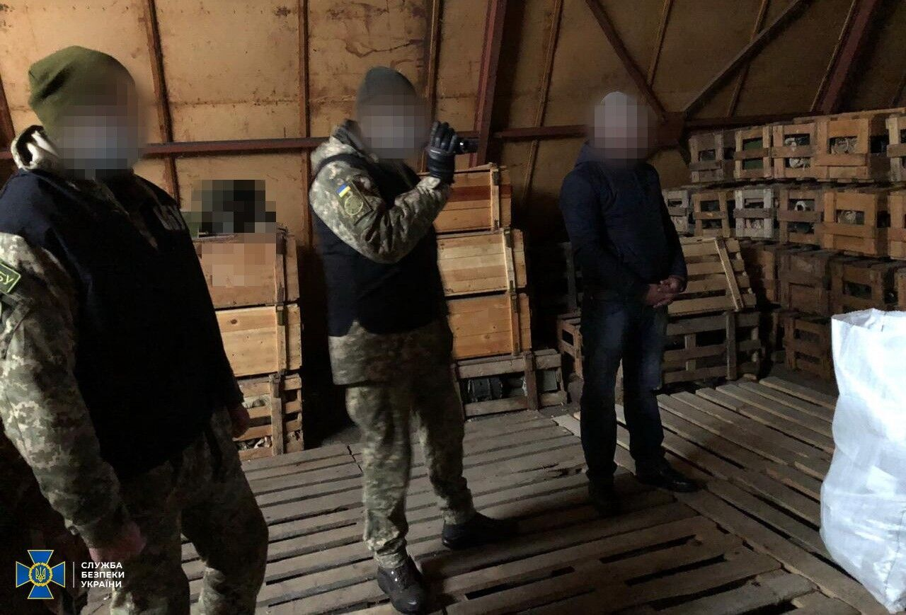 СБУ раскрыла махинацию по закупке военного имущества на 1 млн
