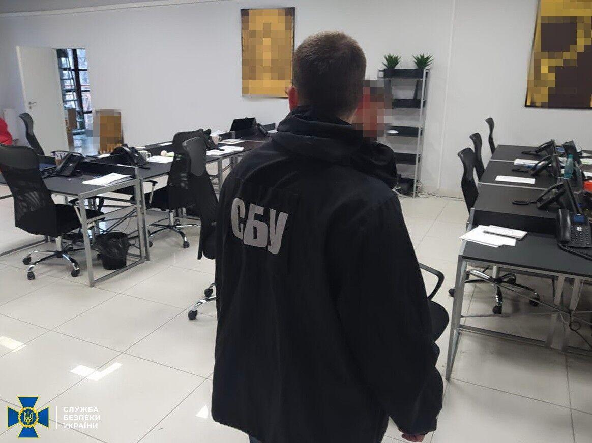Преступную схему организовала группа одесситов, среди которых коммерсанты и ІТ-специалисты