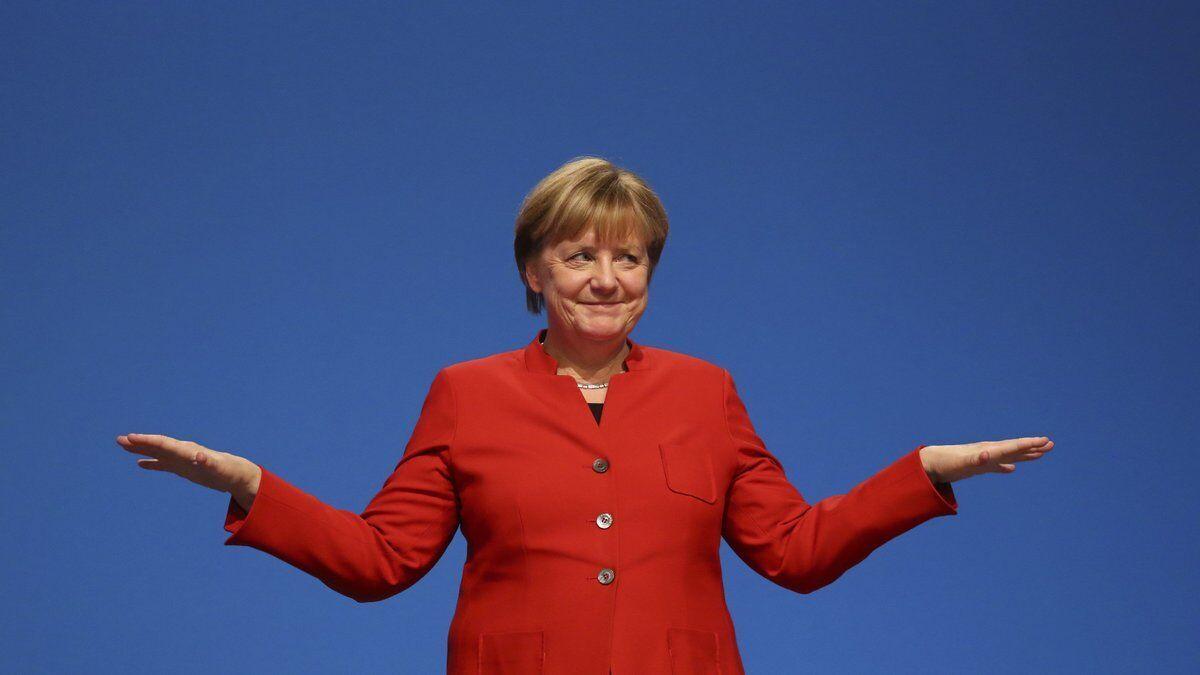Ангела Меркель потрапила в список впливових жінок