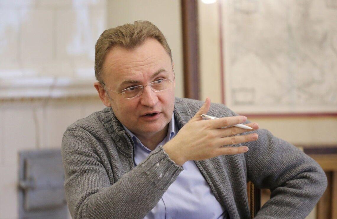 Андрій Садовий заразився коронавірусом