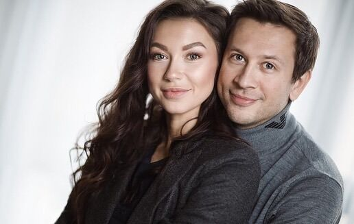 Полина Логунова и Дмитрий Ступка.