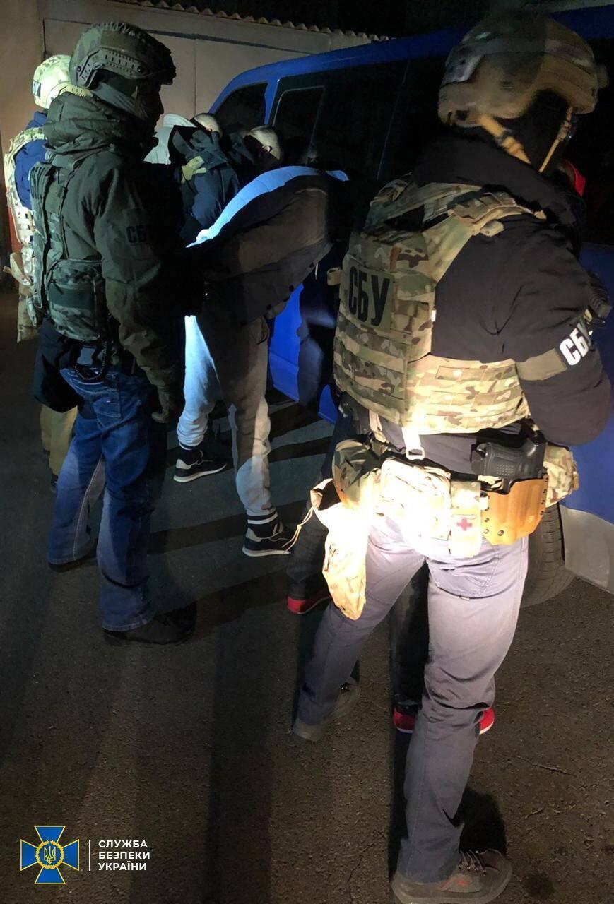 Названо найбільш резонансні справи СБУ в Одеській області минулого місяця
