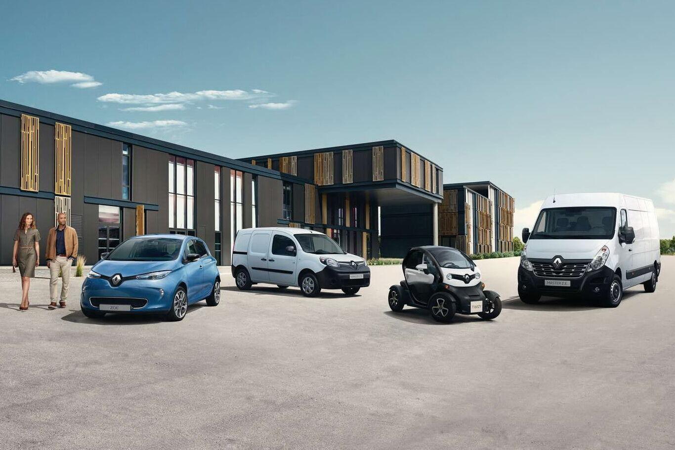 Із січня до листопада 2020 на країнах Європи Renault реалізувала 95 985 електромобілів