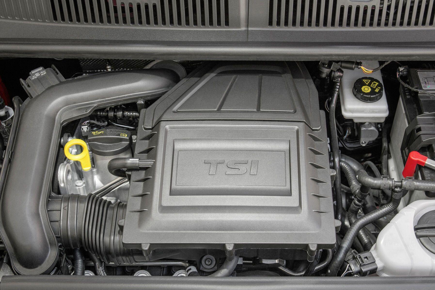 Новое поколение бензиновых моторов TSI evo объемом от 1 до 1,5 л будут доступны для широкой гаммы моделей концерна
