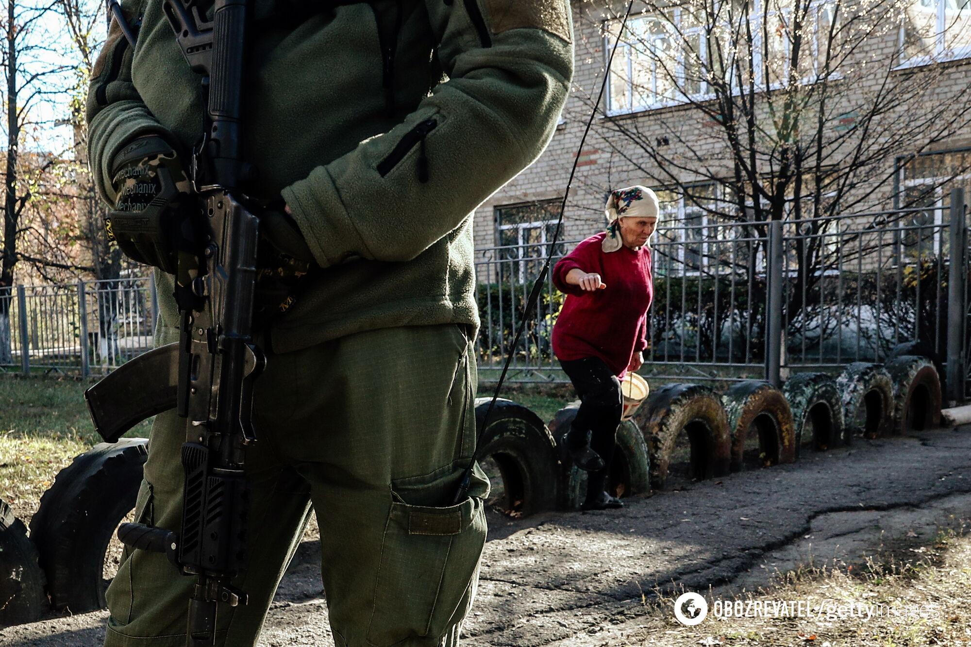 Диалог с Донбассом – это диалог украинцев с украинцами.