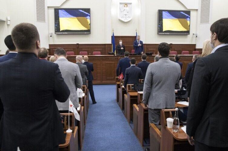 Кличко заявил о необходимости консолидации фракций Киевсовета