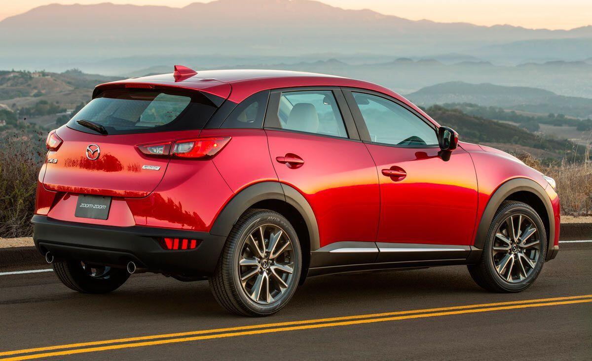 Найкомпактніший кросовер Mazda все ще можна купити новим.
