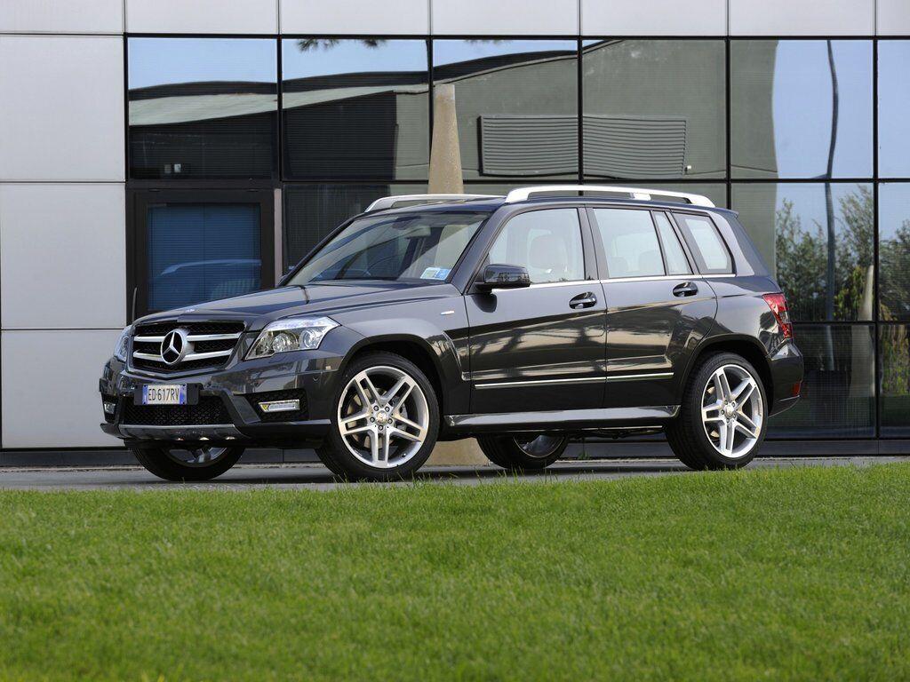 Mercedes GLK не лише виглядав міцно, але ще і виявився надійним.