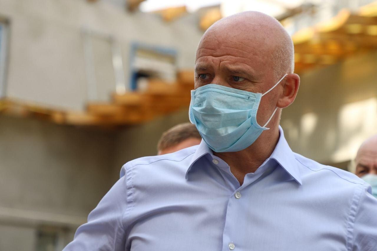 Мер Одеси отримав позитивний тест на коронавірус