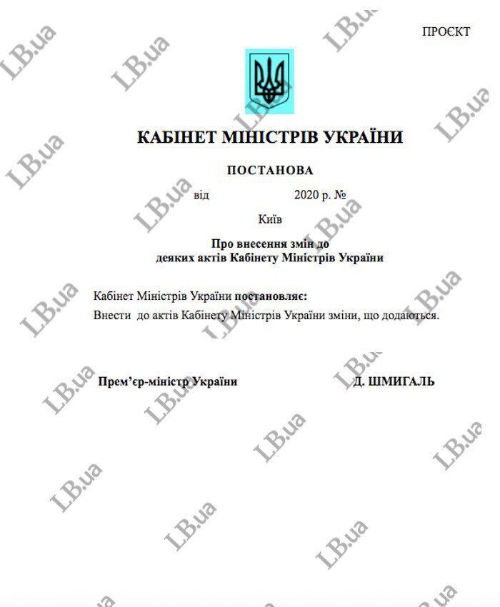 Кабмін хоче ввести локдаун в Україні з 8 січня: ЗМІ опублікували документ