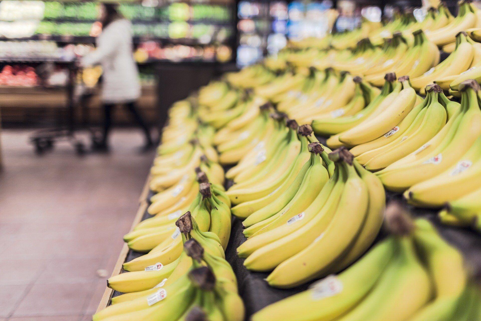 Бананы – отличный источник триптофана