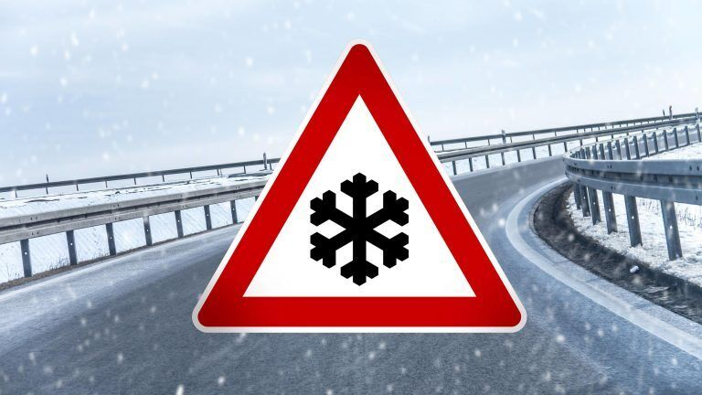 Зимой нужно учитывать множество нюансов при вождении