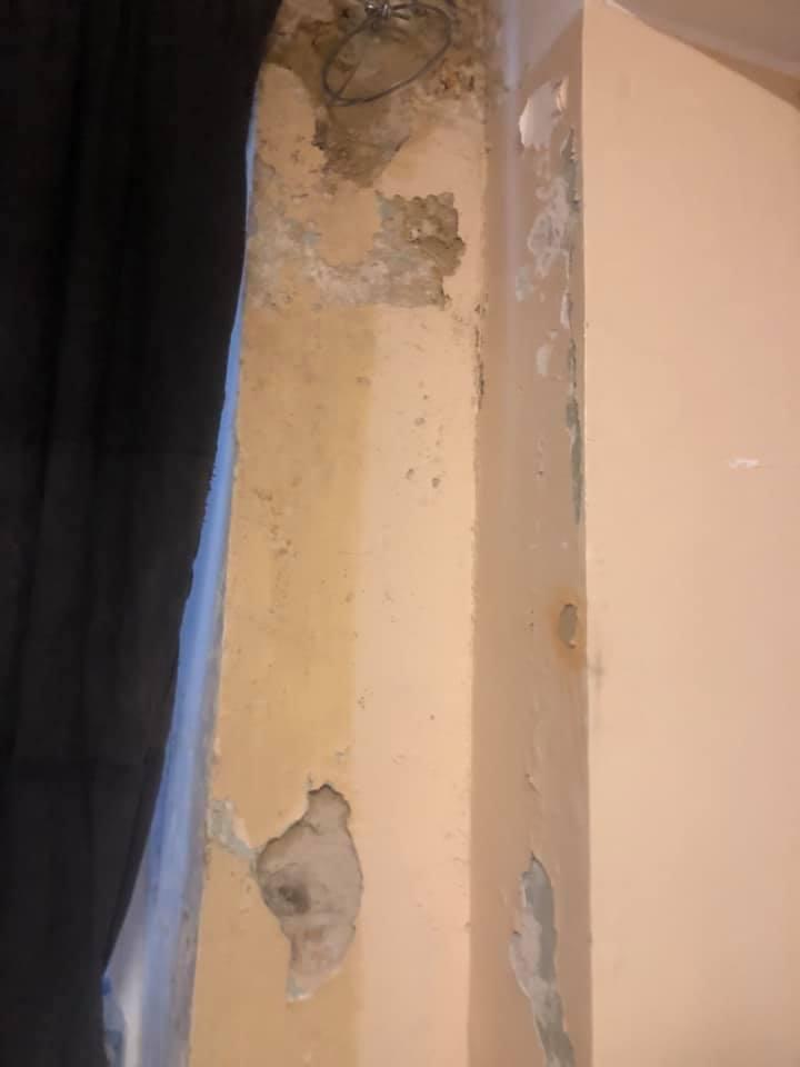 Так выглядит травмпункт, где проводят рентген в одной из крымских больниц