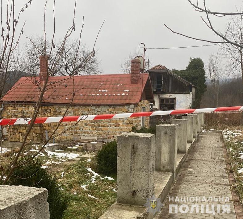 Тело убитого нашли в Трускавце.