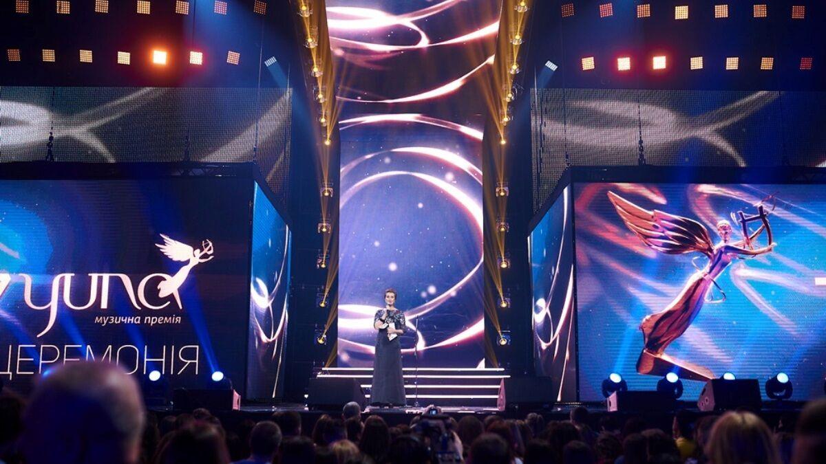 Номинанты на премию YUNA