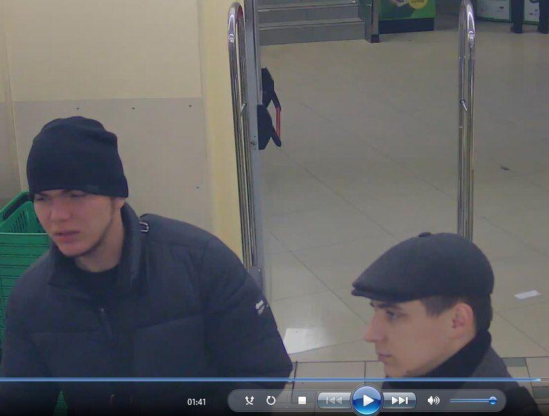 Подозреваемых в покушении на лидера С14 засекли в Киеве