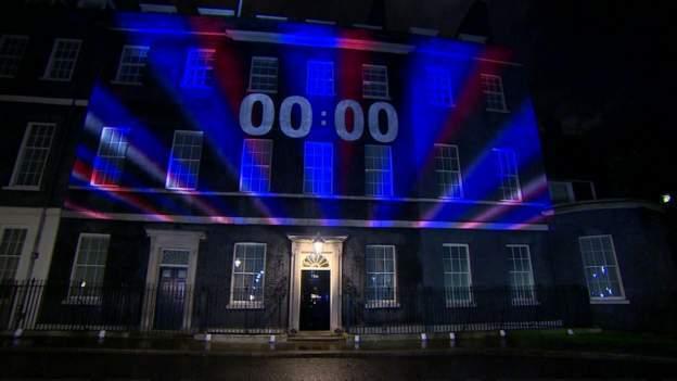 Британія офіційно вийшла з ЄС