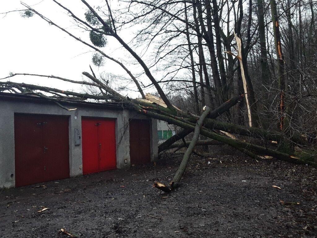 Ураган у Чехії