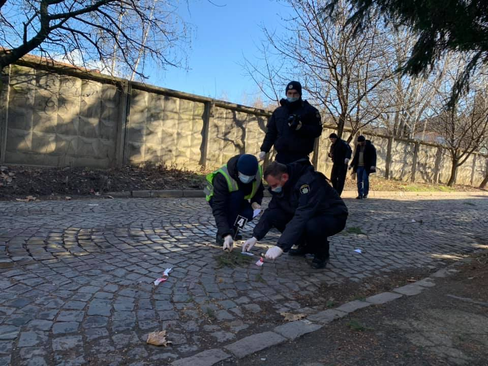 Стрілянина в Мукачевому 7 лютого: на місці НП