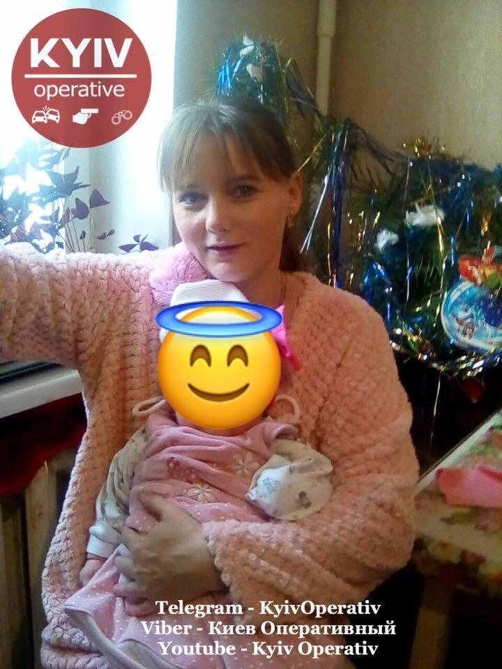 На Київщині загадково зникли матір з немовлям зі Львова