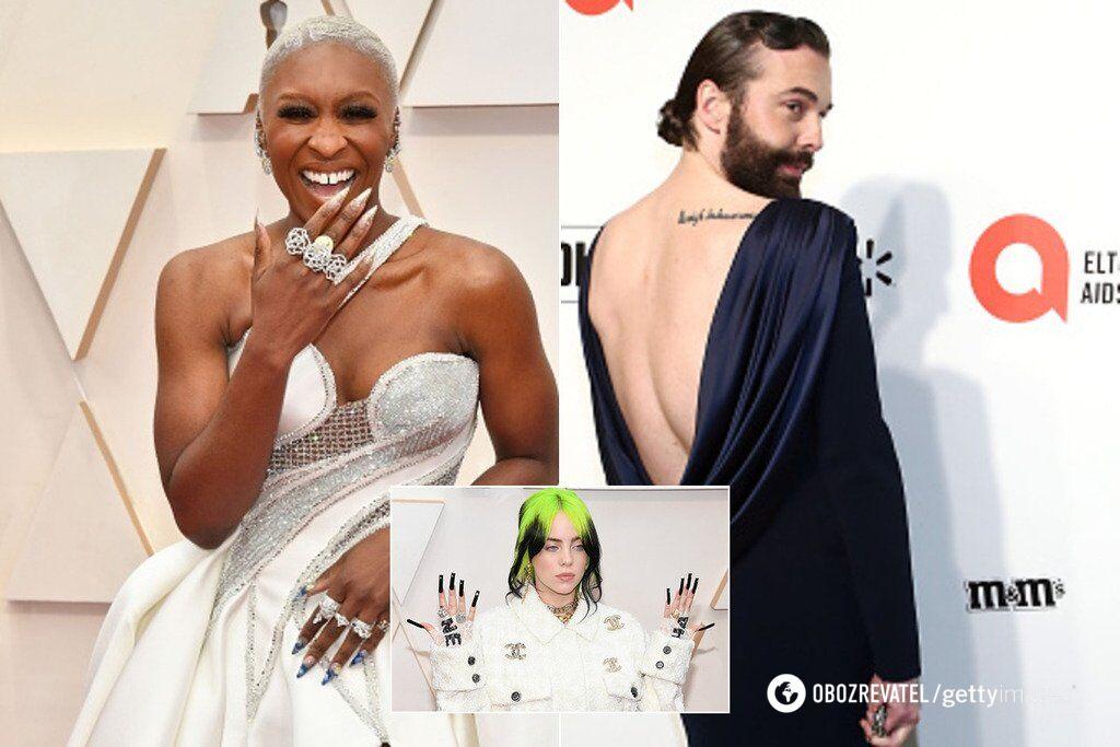 """""""Оскар-2020"""": найепатажніші вбрання премії. Фото"""