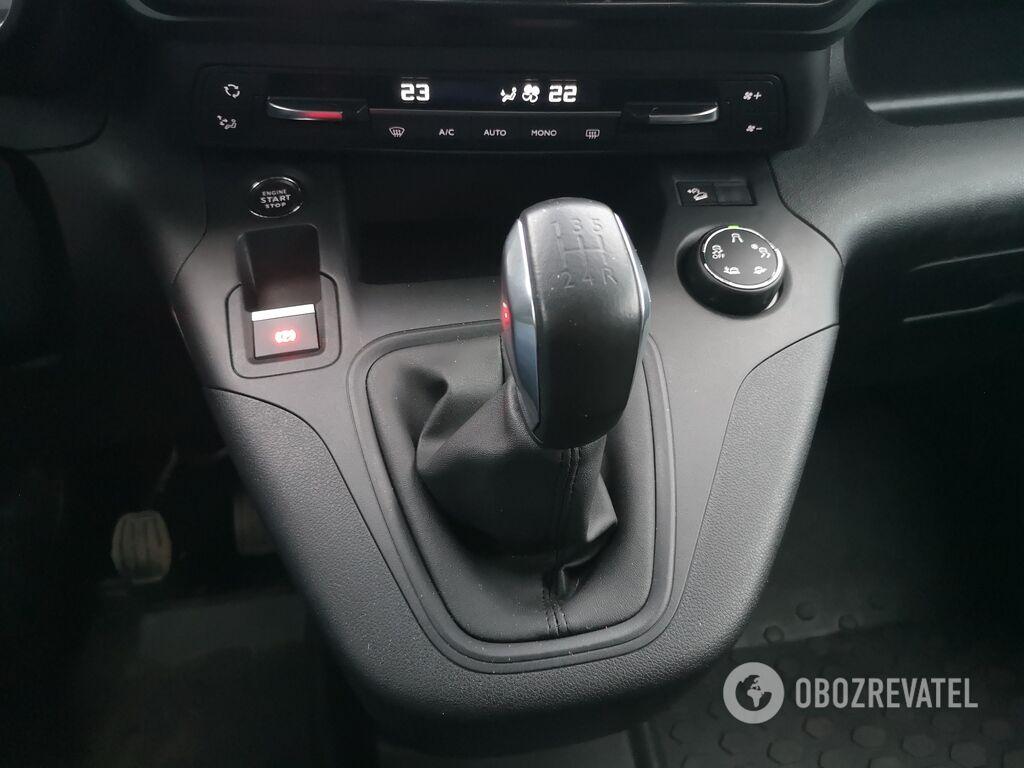 Citroen Berlingo получил фирменную систему Grip Control, которая придет на помощь на бездорожье