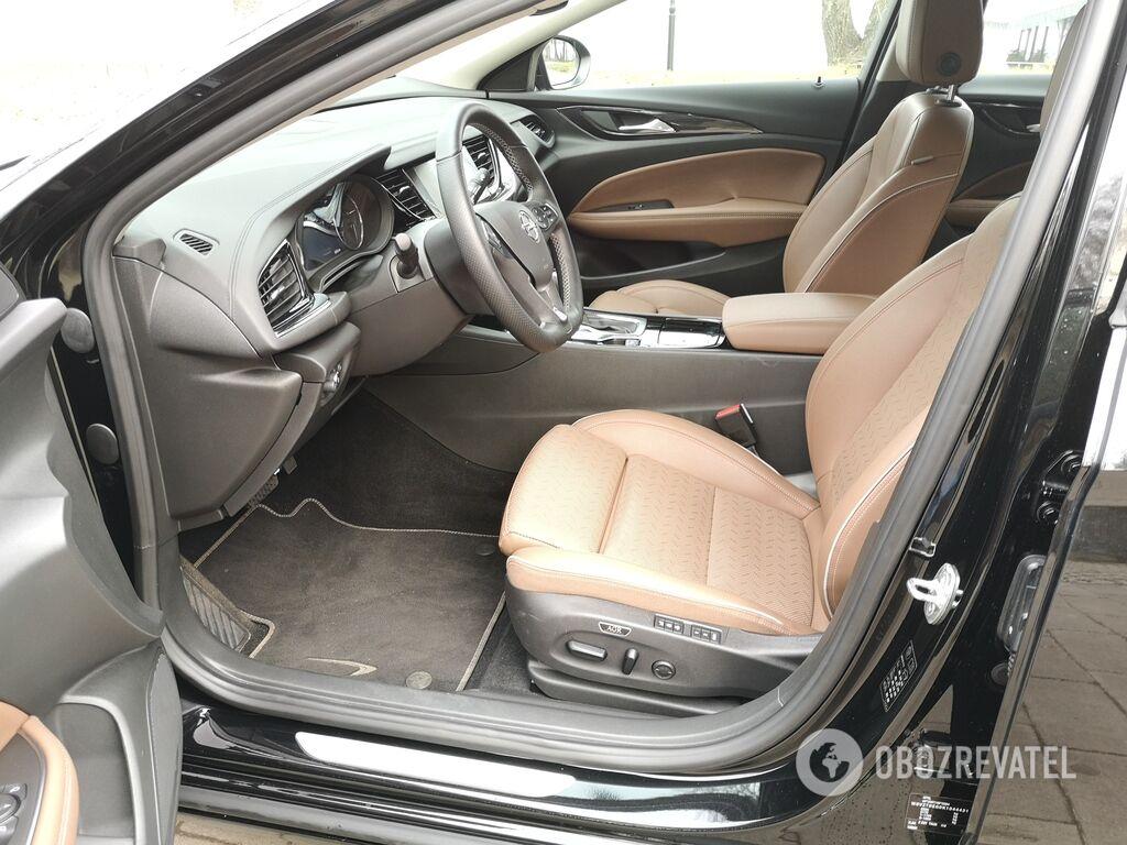 Opel одним из первых стал использовать опыт AGR для создания сидений