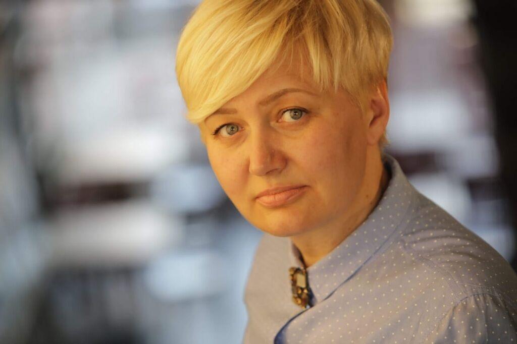 Письменниця Лариса Ніцой