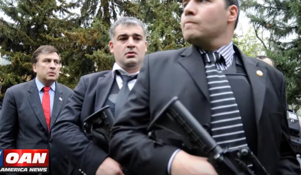 """Вербовкой """"грузинских снайперов"""" занимался соратник Саакашвили Мамука Мамулашвили"""