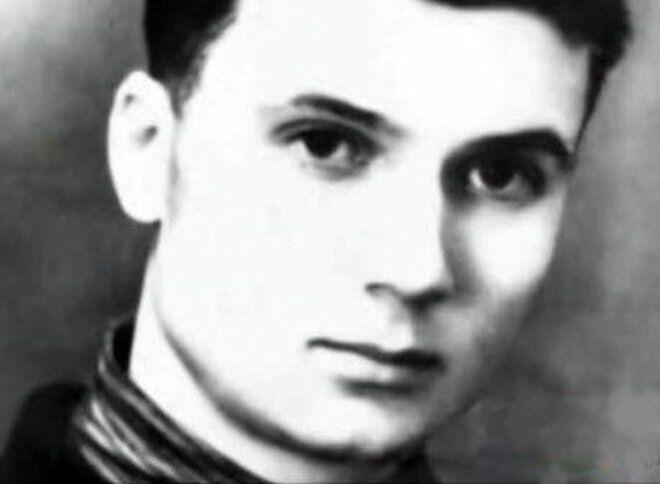 Андрій Чикатило в молодості