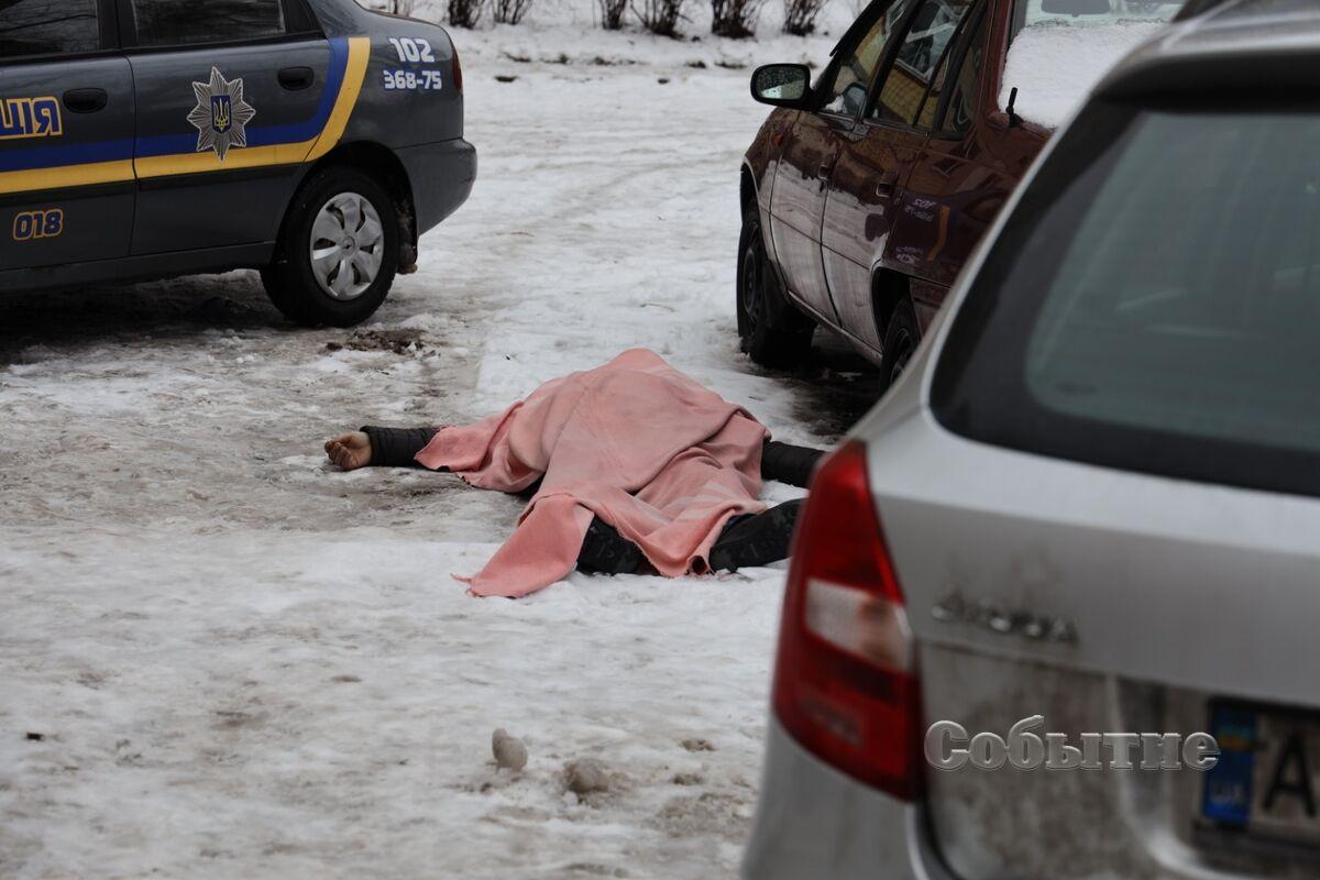 Убийство в Каменском