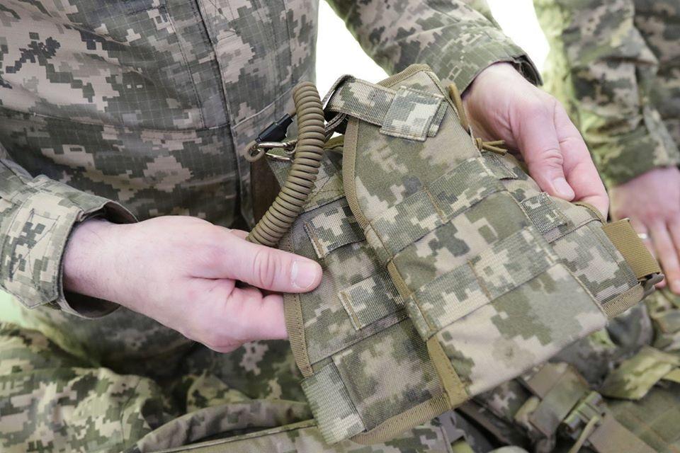 В ВСУ показали новейшее оборудование для военных