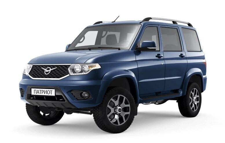 Замість розробки нової моделі УАЗ модернізує застарілий Патріот