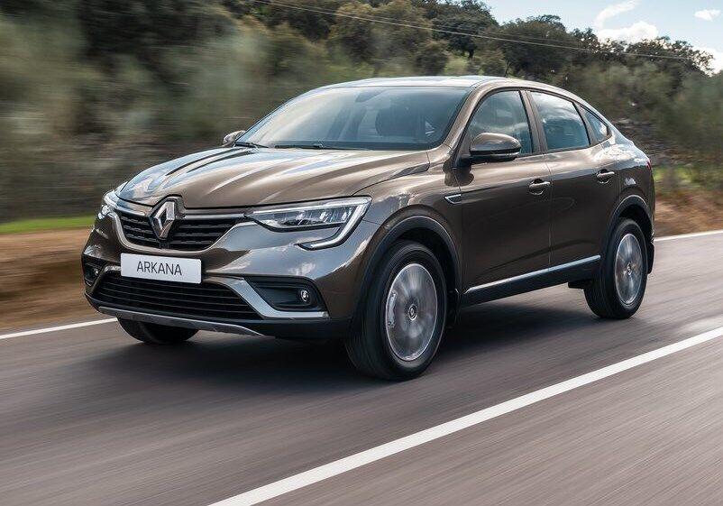 Renault Arkana вже представлений на деяких ринках