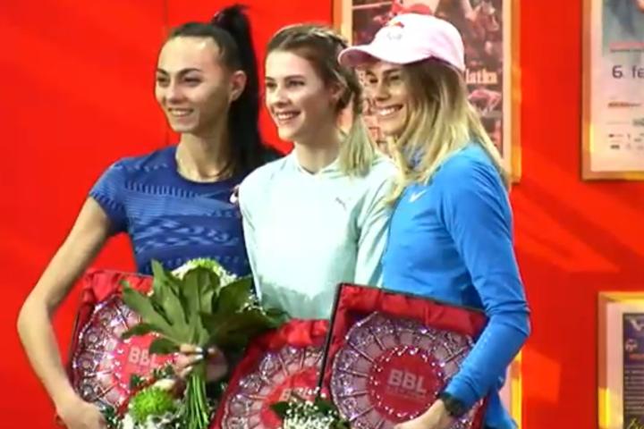 Ирина Геращенко, Ярослава Магучих и Юлия Левченко