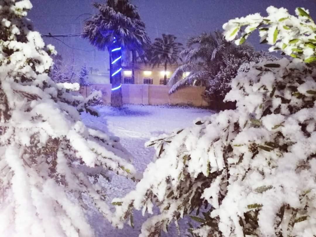 Снег в Багдаде