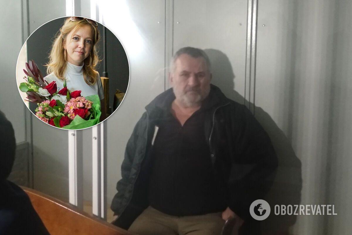 Россошанський стверджує, що не вбивав Ірину Ноздровську