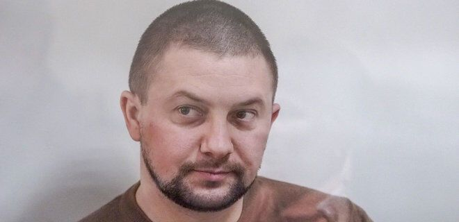 Бывший беркутовец Александр Маринченко