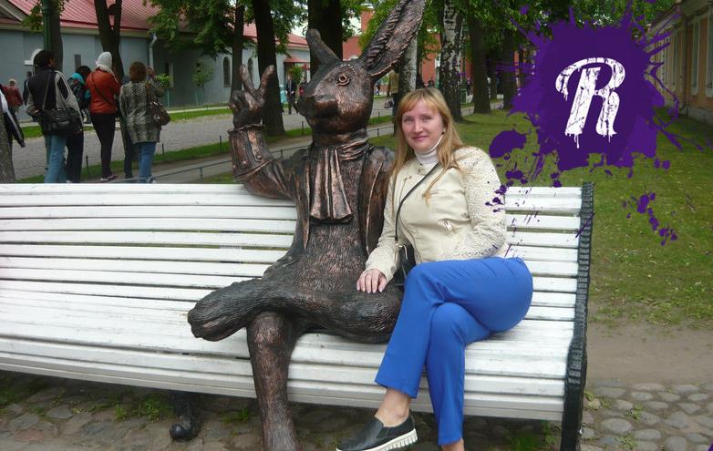Вчителька Катерина Савінова