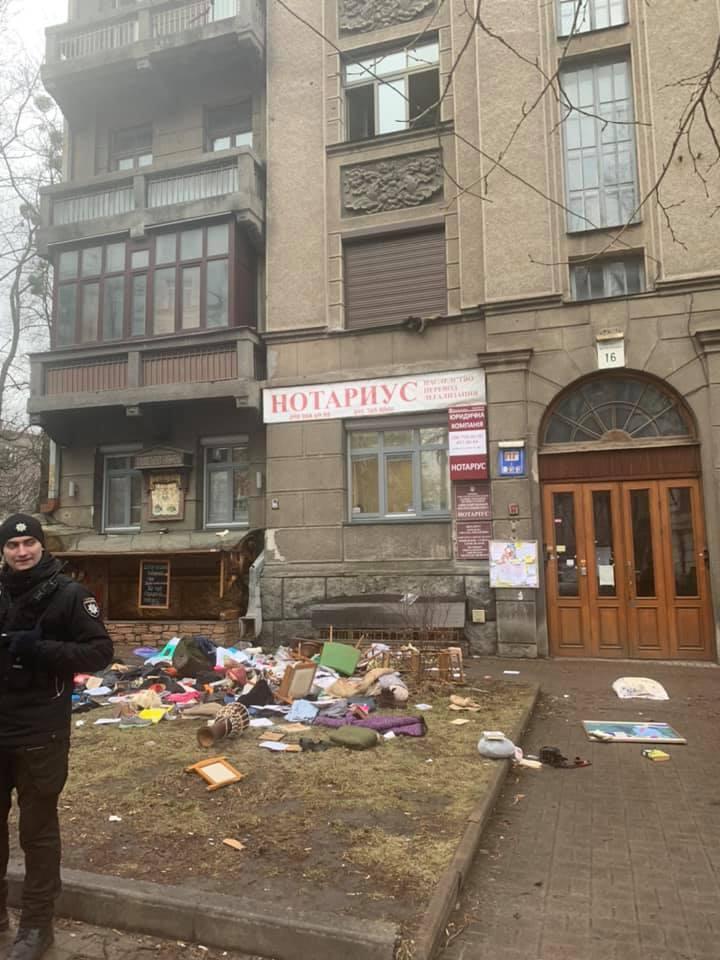 В Киеве девушка коварно отомстила бывшему парню