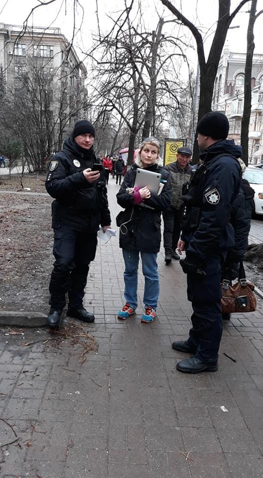 У Києві дівчина підступно помстилася колишньому хлопцю