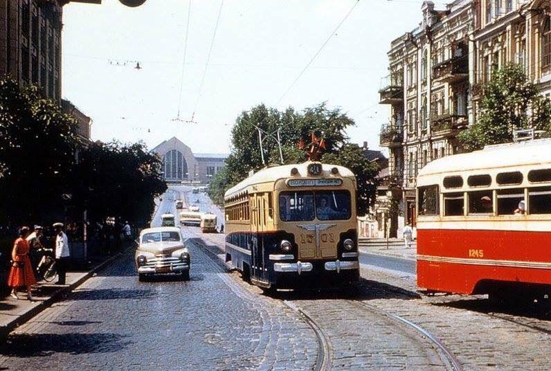 Киев в 1959 году