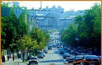 Киев в 2000-х годах