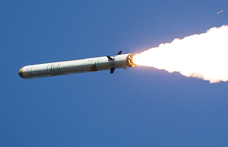 Ракета 9М729 після запуску