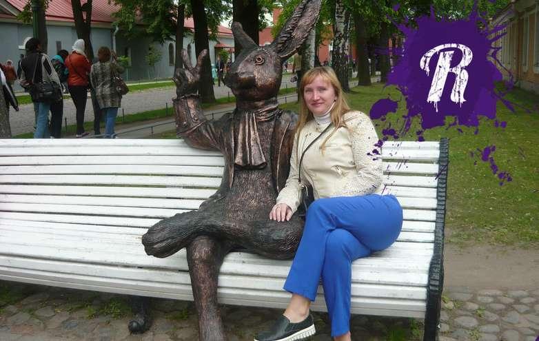 Учительница Екатерина Савинова