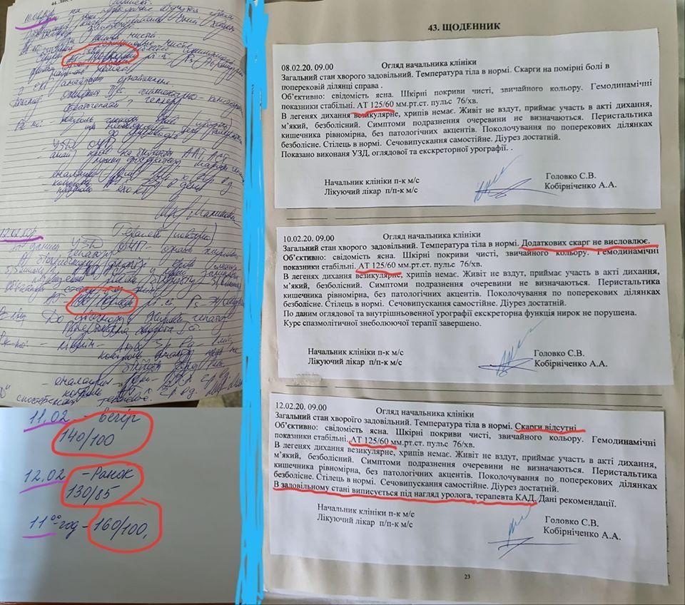 Офіцер, який розкритикував Зеленського, заявив про свавілля медиків