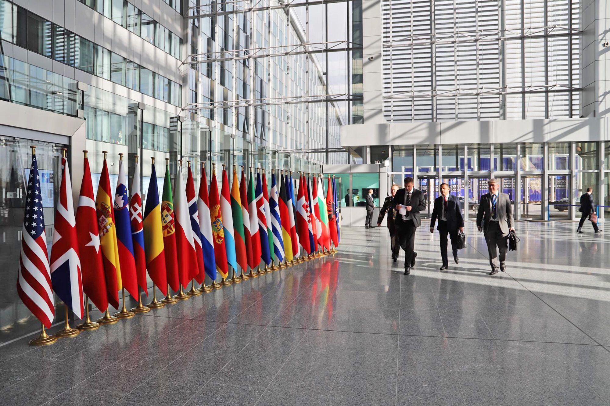 Делегація Міноборони прибула до Брюсселя