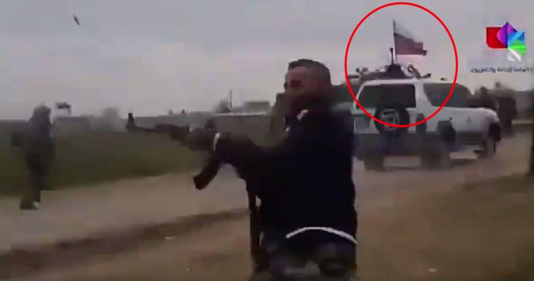 Силы Асада напали на патрули США в Сирии: американцы ответили с воздуха. Фото и видео