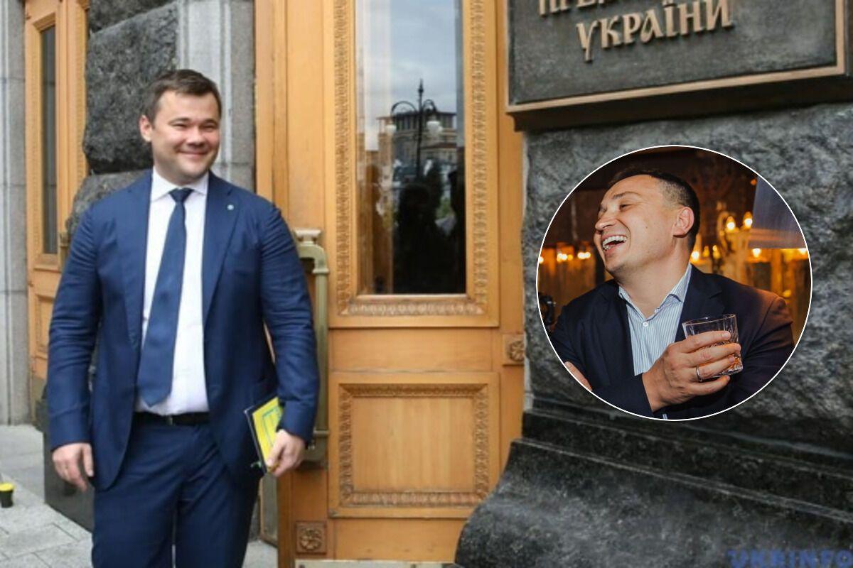 Андрей Богдан и Николай Сольский